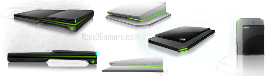XBox Two Early Concepts